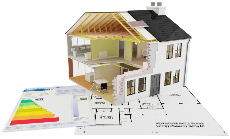isolamento termico risparmio energetico